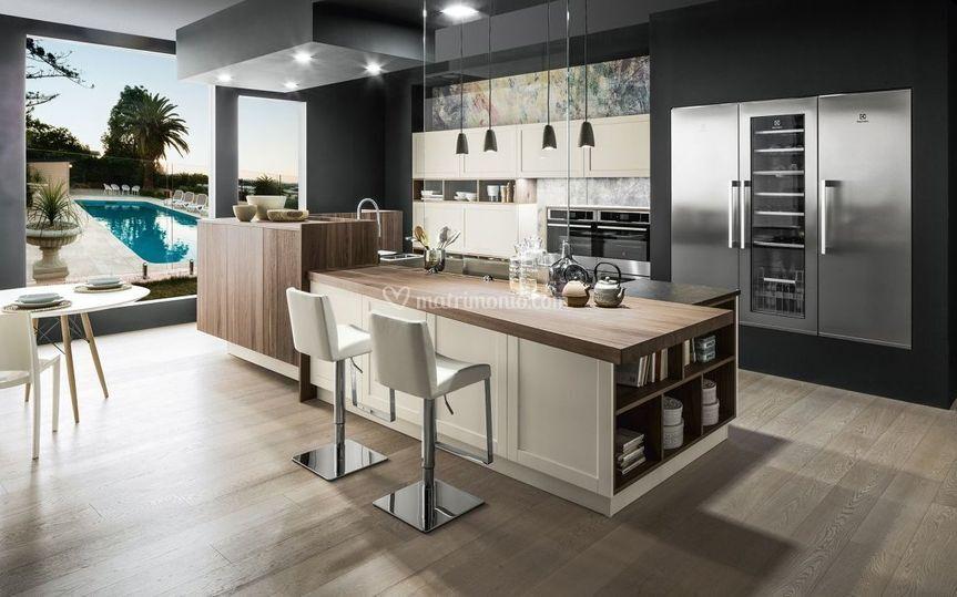 Cucina moderna  componibile