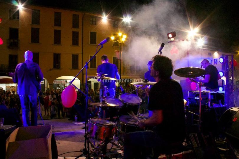 Live in piazza