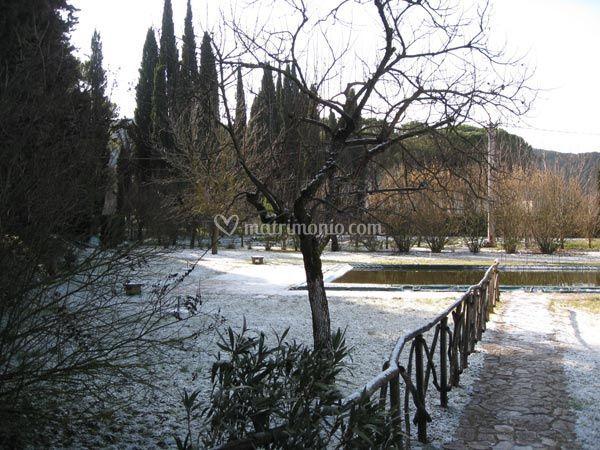 Agriturismo Palazzi Rufini versione invernale