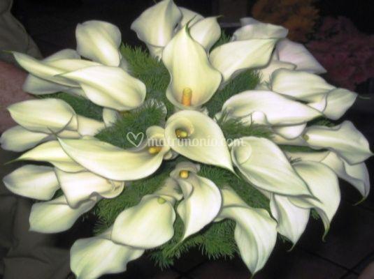 Bouquet con callette olandesi
