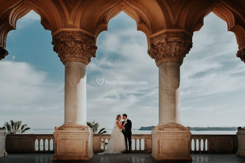 Matrimonio ad Isola del Garda