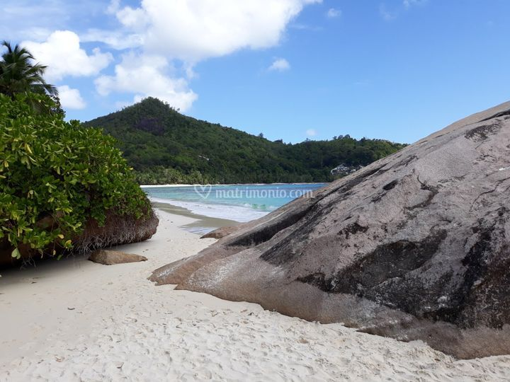 Seychelles Isola di Mahe'