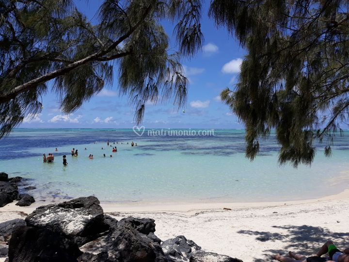 Mauritius Ile aux cerfs