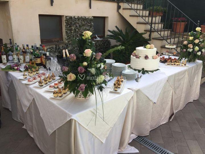 Wedding Day - Hotel alla Rocca