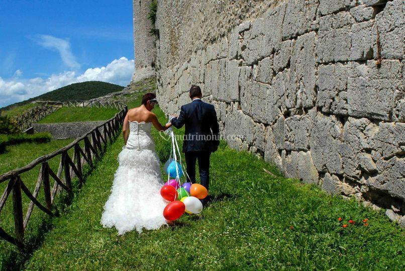 Matrimonio a colori