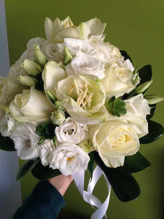 Bouquet Sposa Fiori Darancio.Bouquet Sposa Di Fiore D Arancio Foto 76