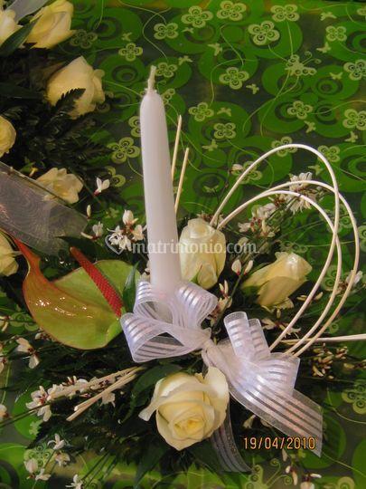 Composizioni floreali prodotte