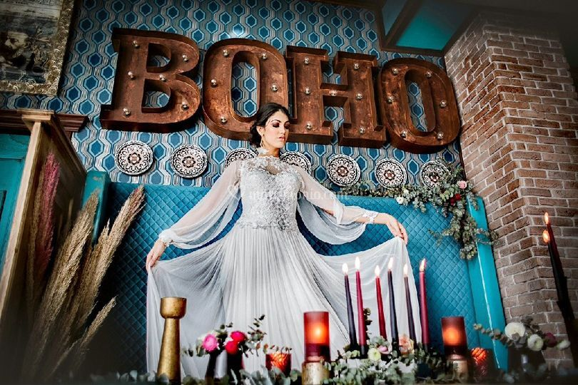 Bohemien Wedding Inspiration