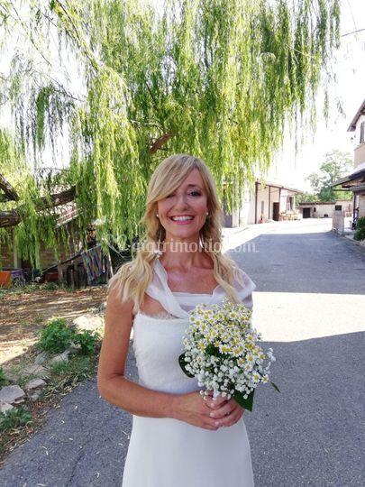 Eleonora sposa