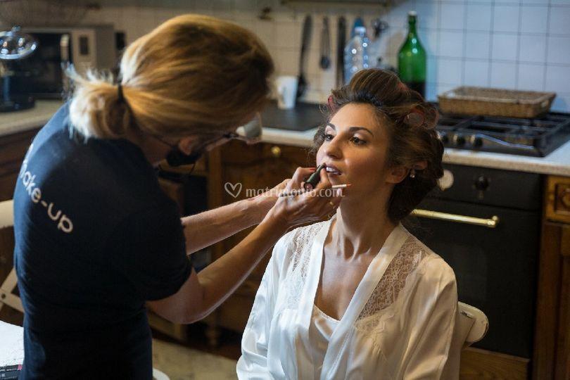 Serena al Make up