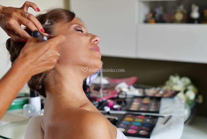 Make up sposa ilaria