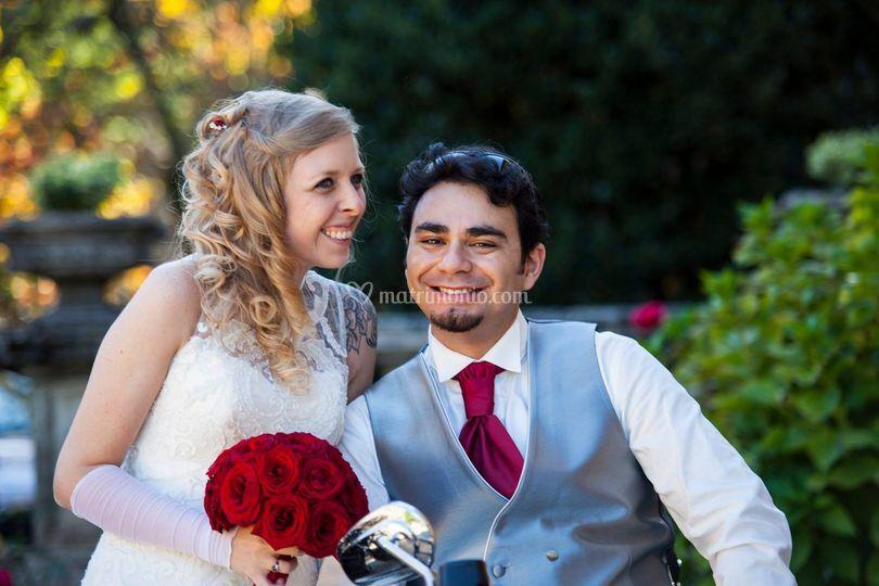 Lui e lei, non solo Sposa