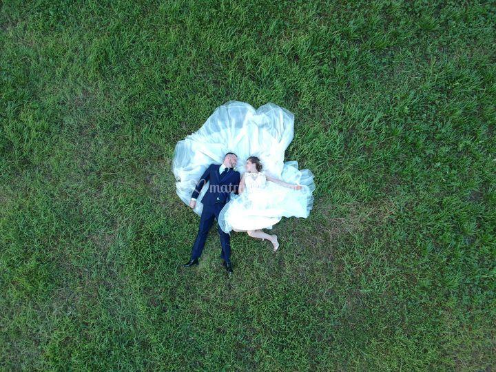 Drone sposi