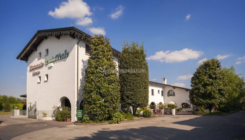 Ristorante hotel prata verde for L arredamento prata di pordenone