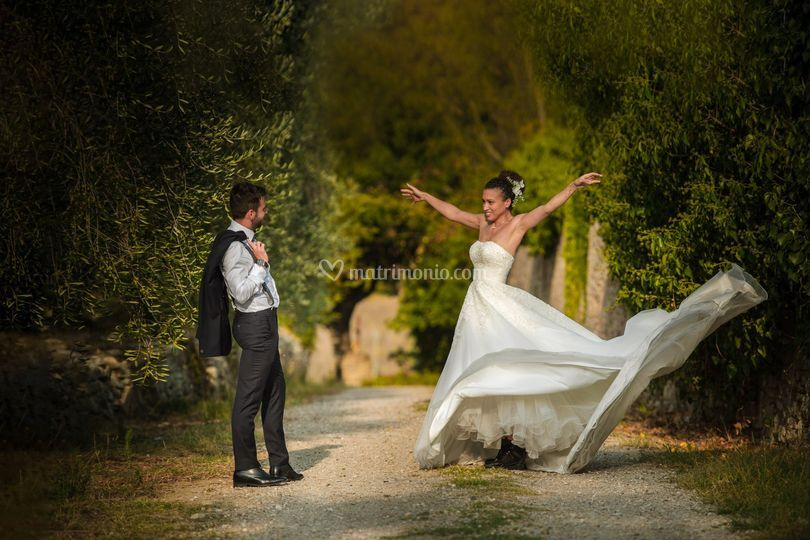 Wedding in Chianti