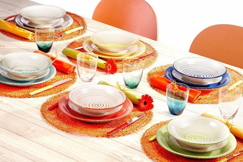 Tognana piatti tavola