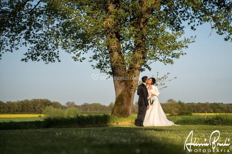 Bröllopsfotograf i Toscana