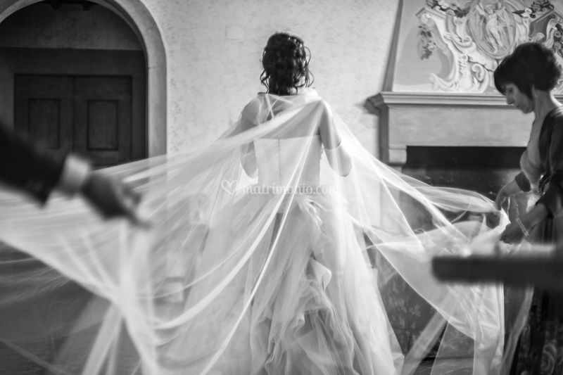Wonderful Wedding in Tuscany