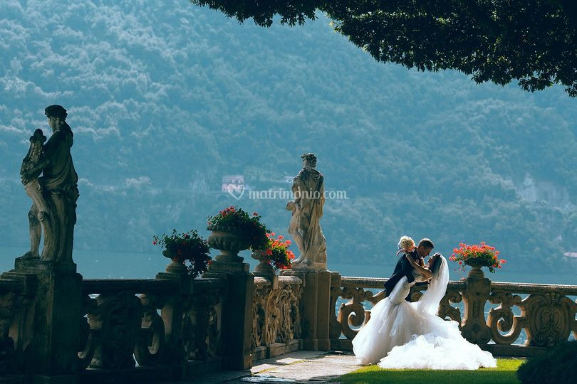 Marry Me On Lake Como
