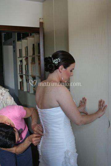 Sposa raffinata