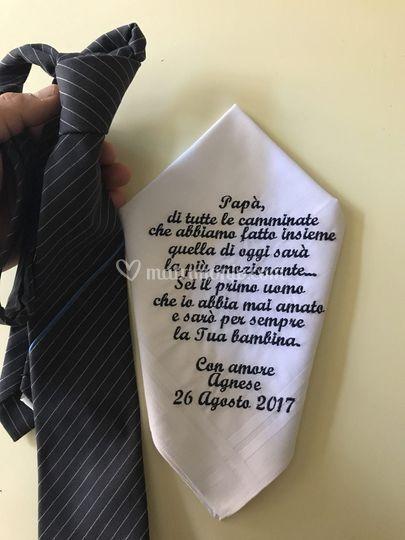 Fazzoletto della sposa