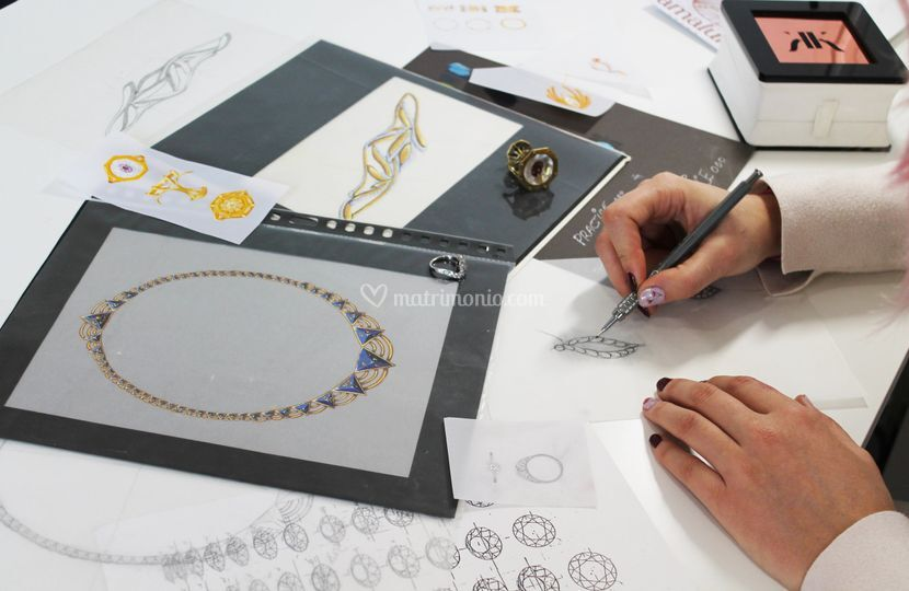 Creazione di nuovi design