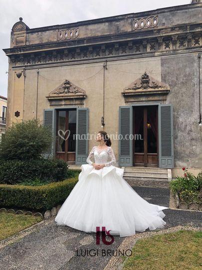 Luigi Bruno abiti da sposa