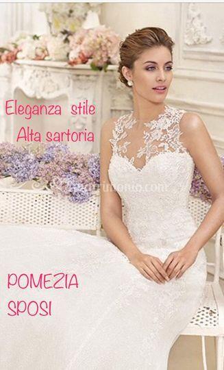 Atelier Pomezia Sposi
