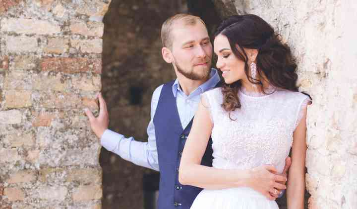 Wedding story for Andrey and S