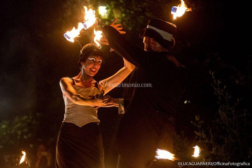 Passione e fuoco