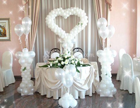 Bubal - Decorazioni matrimonio palloncini ...