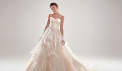 Michela Fagnano - Vogue Spose 1