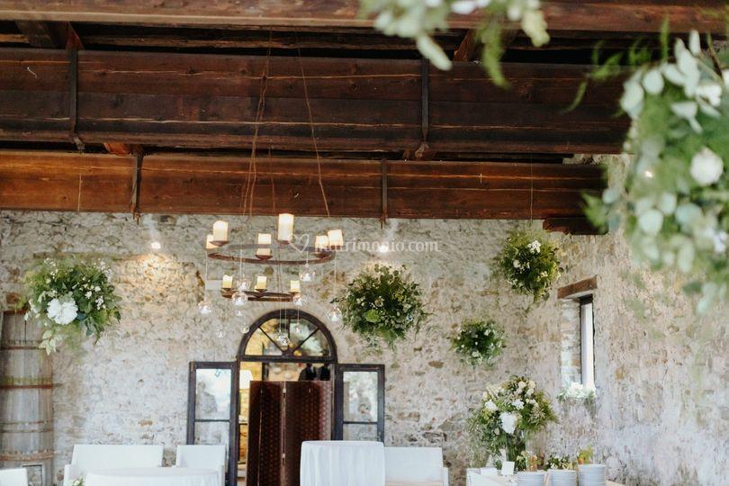Matrimonio romantico Udine