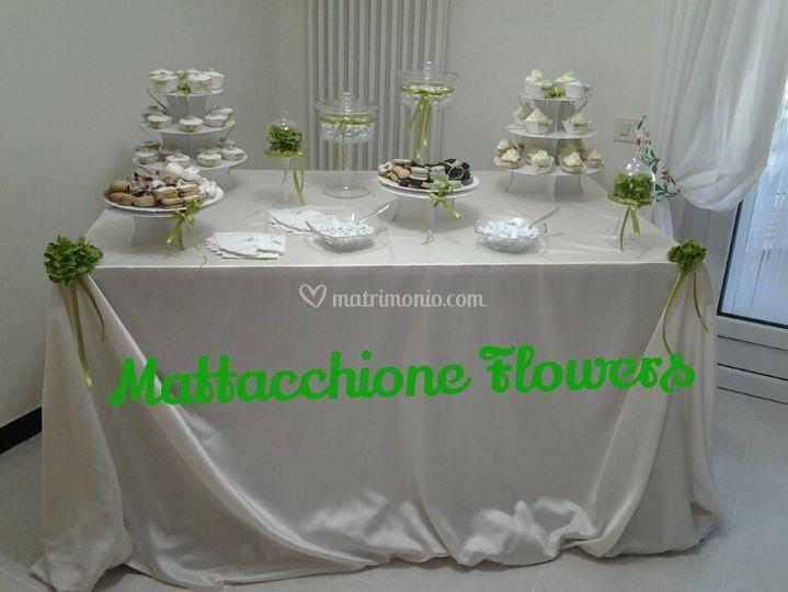 Anna mattacchione flowers - Tavolo matrimonio casa sposa ...