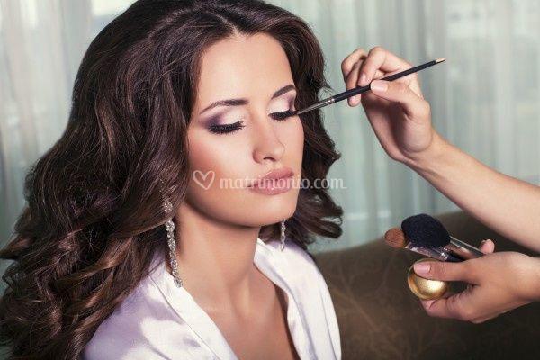 Al verde Make up