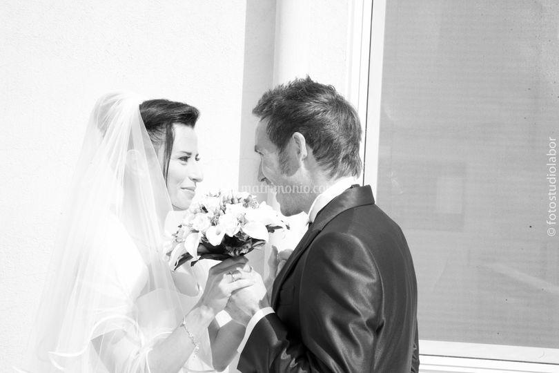 Sposini si incontrano
