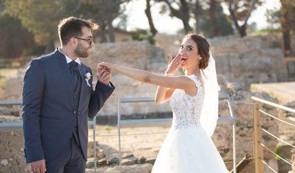 Le nozze di Francesco e Roberta
