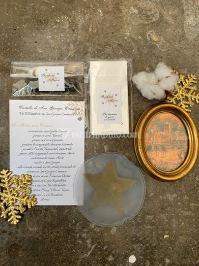 Coordinato wedding bag