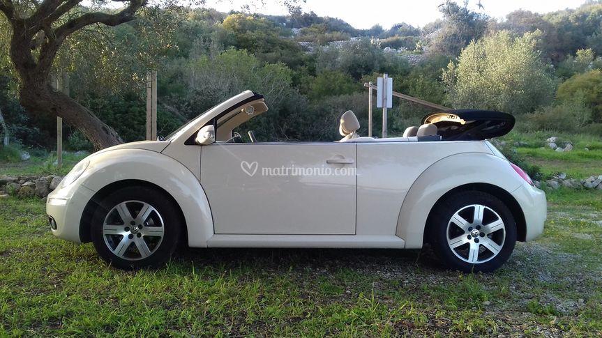 New beetle con climatizzatore