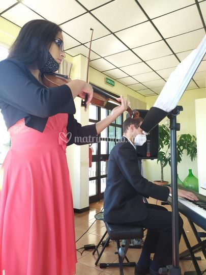 Duo Violino e Piano Digitale