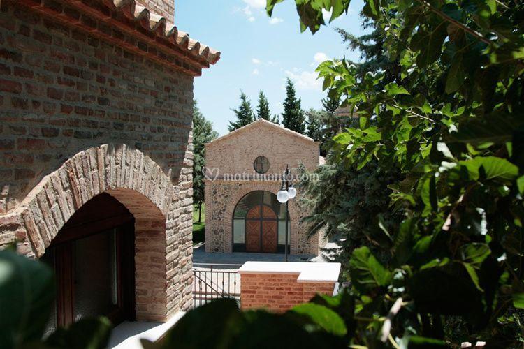 La chiesa - relais il mulino