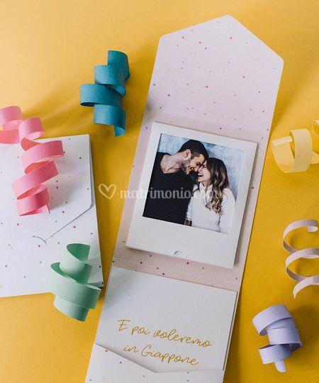 Kit Partecipazioni Matrimonio.Popthequestion