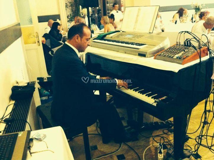 Piano Bar Franco Roscia