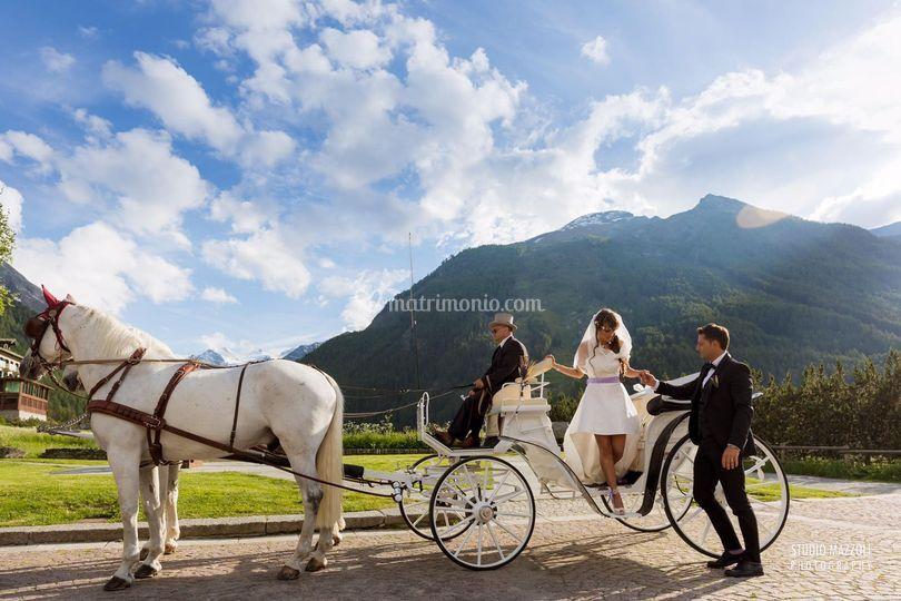 Matrimonio Cogne
