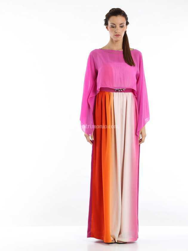 size 40 3eb63 3976f Completo abito e caftano di Lara Stuttgard Fashion Design ...