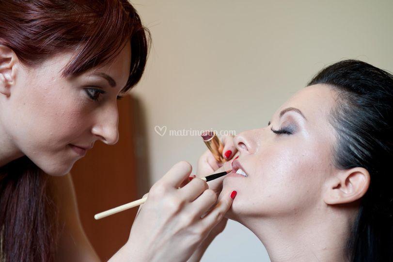Jenny Consulente make up
