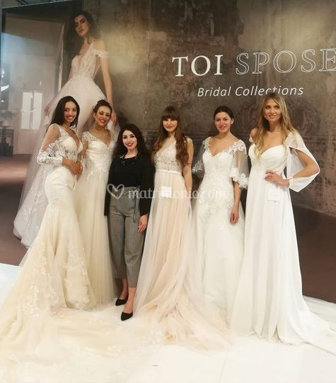 Toi Spose - Bridal Collection
