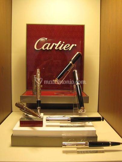Oggettistica Cartier