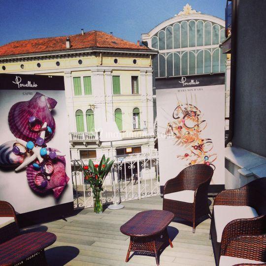 Rooftop Leonardo Via Rosa