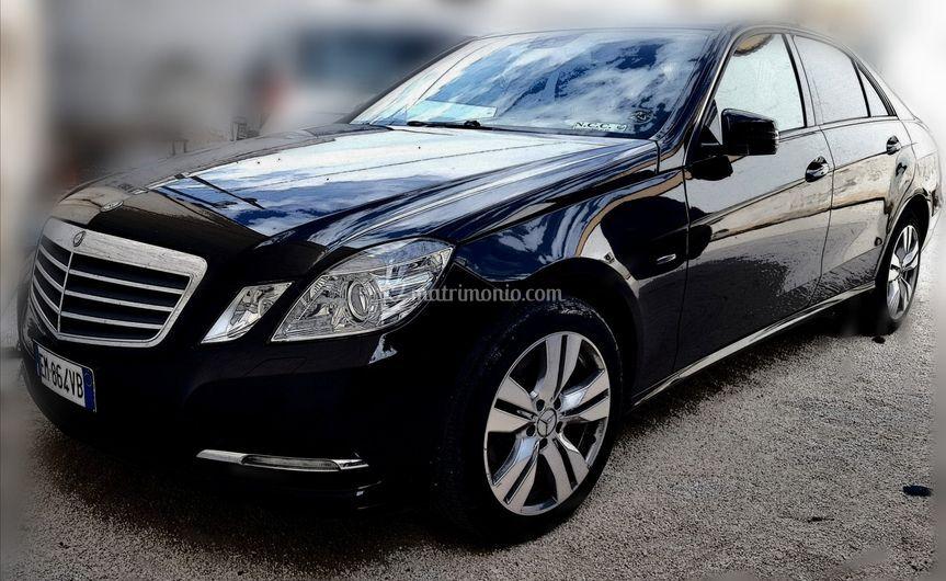 Mercedes e class nero